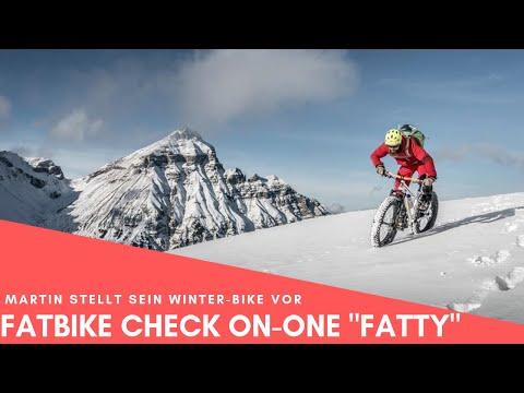 FATBIKE CHECK MOUNTAINBIKE VORSTELLUNG ONONE v Martin  Bike aufbauen