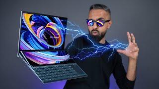 2021 ASUS ZenBook Duo UX482 Unboxing