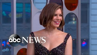 lauren Cohan interview