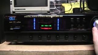 GLi Pro SRX-500 Digital Audio Stereo Receiver