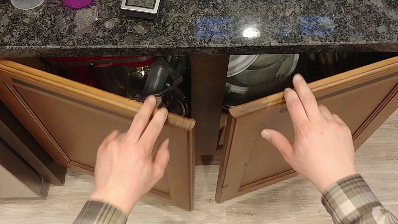 How To Install Soft Close Cabinet Dampers Youtube