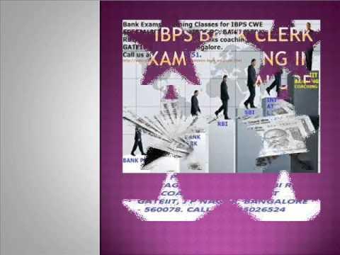 IBPS BANK PO EXAM COACHING IN BANGALORE