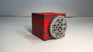 The World's Hardest lego puzzle box!!!!!!! [v2]