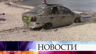 Спасатели МЧС иволонтеры провели генеральную уборку дна озера Байкал