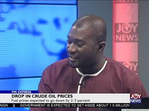 Drop in crude oil prices - PM Express on JoyNews (16-3-17)