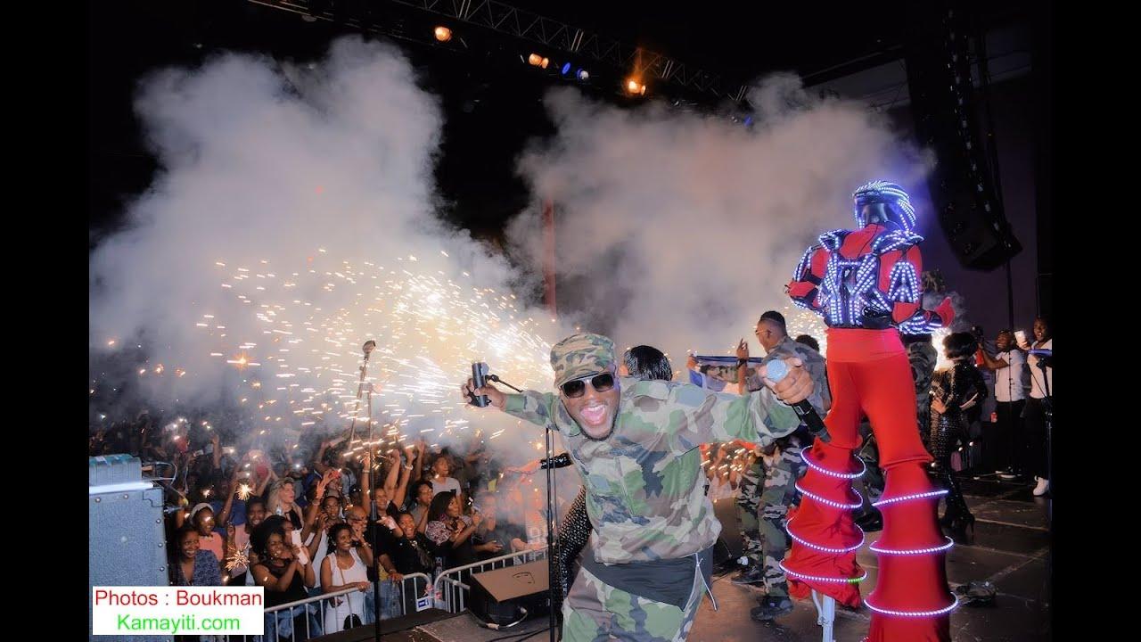 Festival konpa en folie, une réussite de la musique Haïtienne