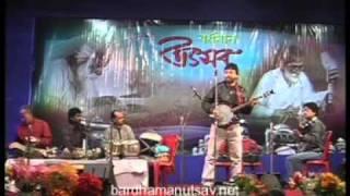 13 Swapan Basu   Folk Song   Bardhaman Utsav 2011