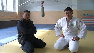 Казахстанец будет обучаться в японской школе сумо (22.02.16)