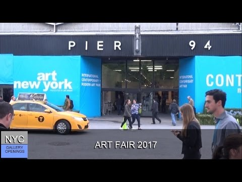 ART NEW YORK FAIR 2017