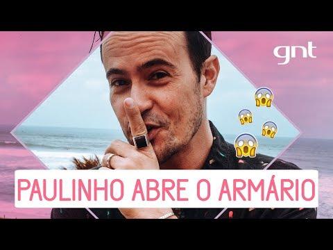 Tour pelo Closet do Paulinho Vilhena (E da Amanda) | Desengaveta | Fernanda Paes Leme