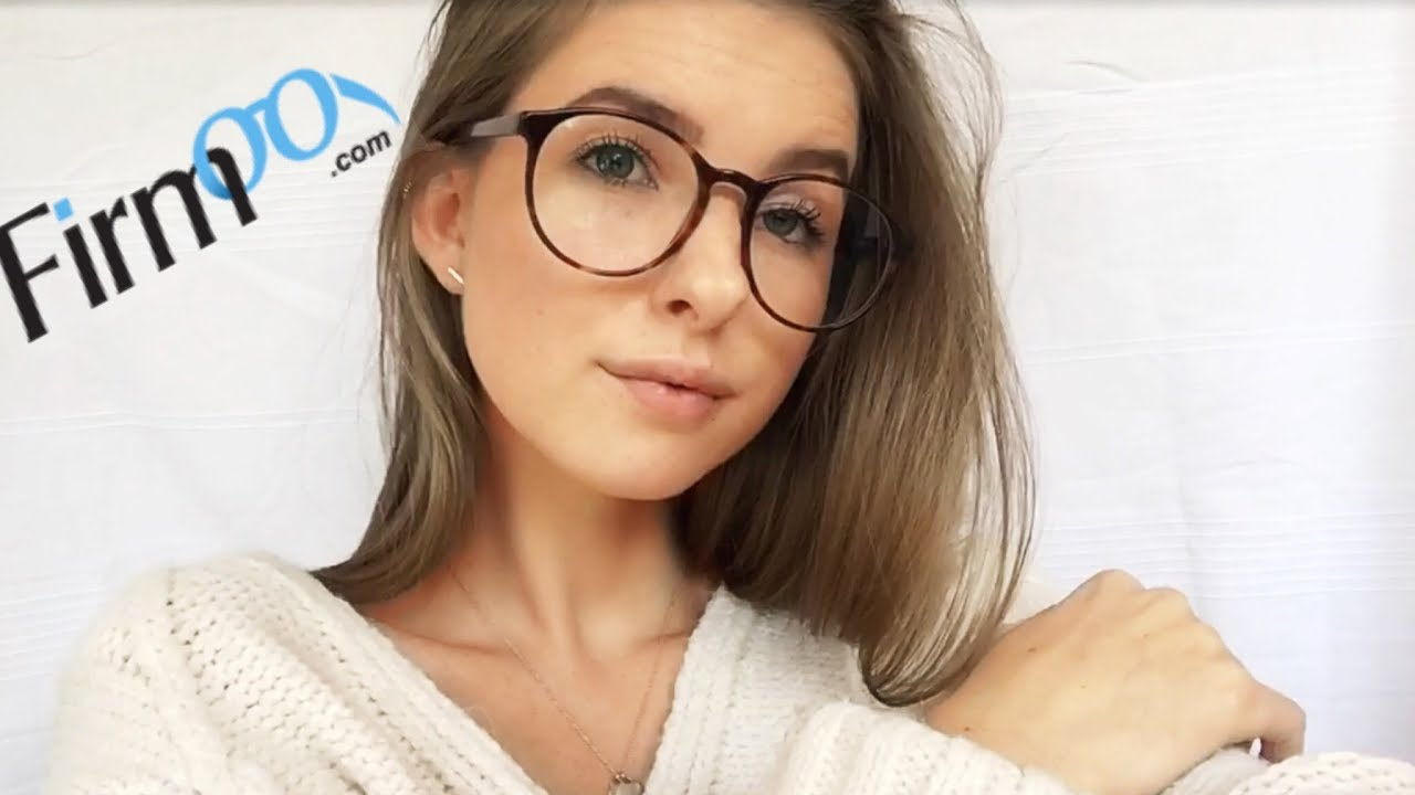 Gunstige Und Schone Brillen Frisuren Fur Brillentrager Firmoo Review Glasses