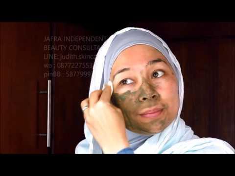 Tutorial Perawatan Mingguan dengan JAFRA Mud Mask