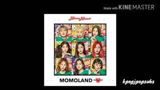 [AUDIO] 뿜뿜(BOOM BOOM)- 모모랜드 (MOMOLAND)