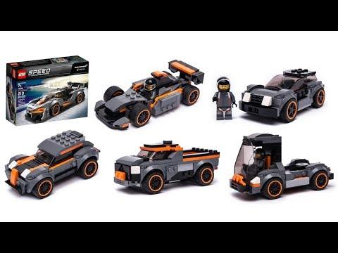 5 Amazing LEGO 75892 Alternative Build models ( with instructions)