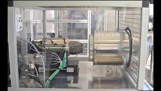 Banc d'essai d'un turbojet, moteur à réaction TGT 020 DIDATEC