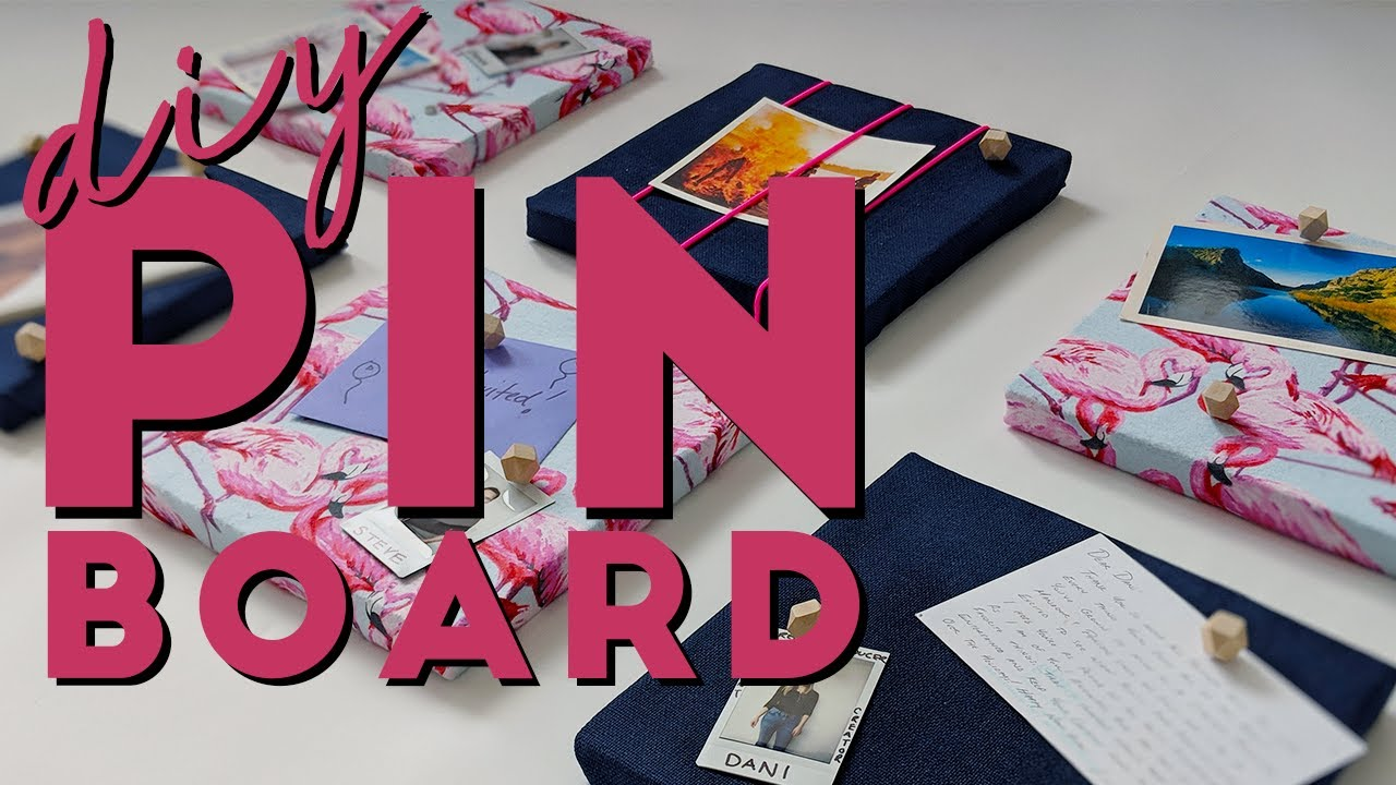 THESE OFFICE PIN BOARDS WILL HELP YOU GET ORGANIZED
