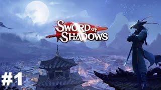 sword of Shadows #1 Android Gameplay Прохождение (MMORPG) Обзор игры и первые шаги в игре