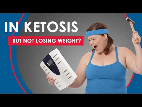 Why You ARE In Ketosis But NOT Losing Weight! [Keto Troubleshooting]