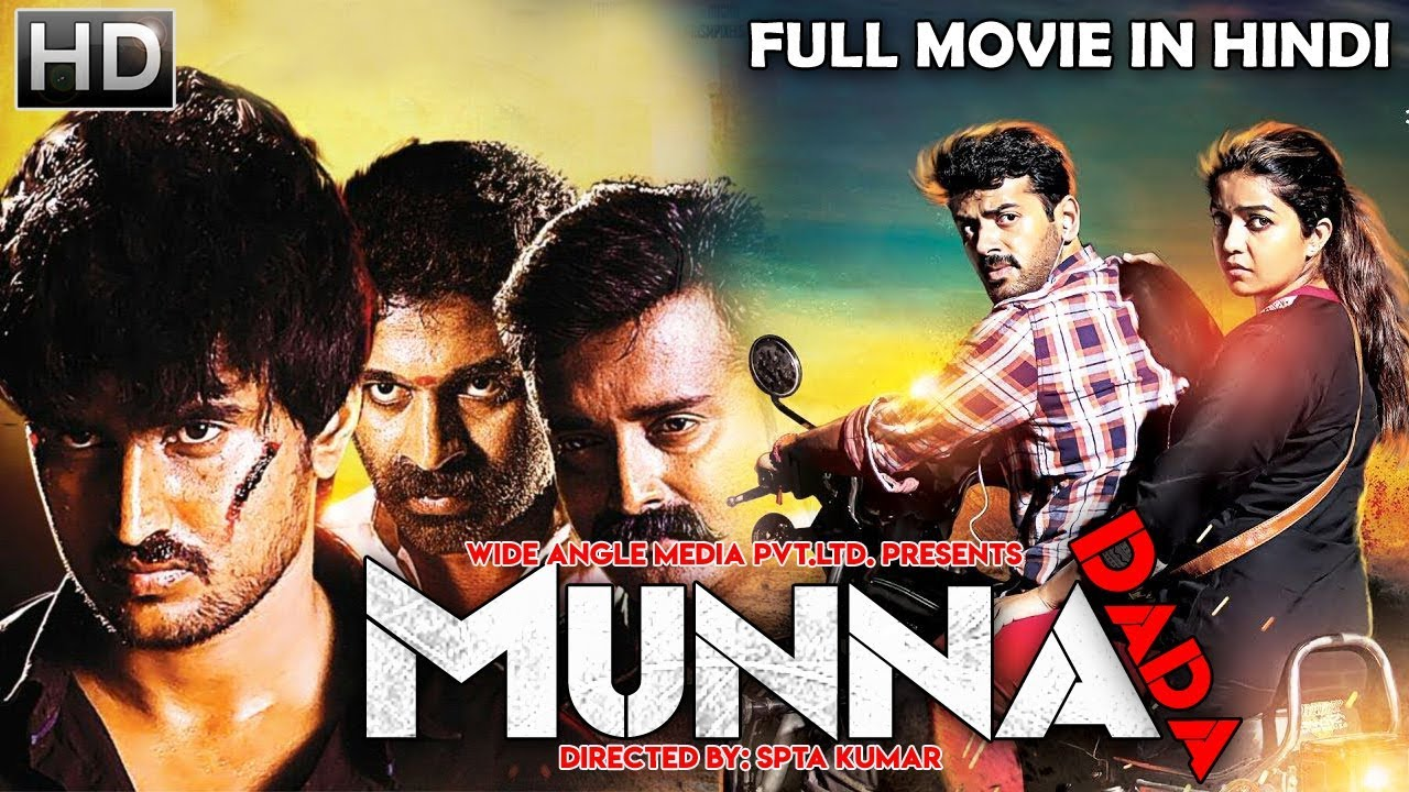 Munna Dada 2018 New Released Full Hindi Dubbed Movie South