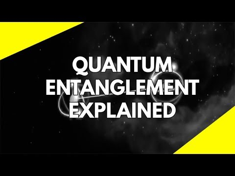 Science Documentary: Quantum Entanglement with insights on Atomic Physics and Reality