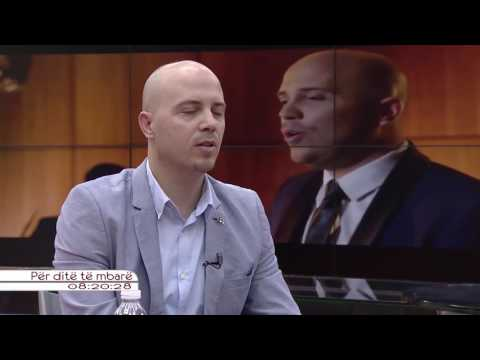 Armend Shabani promovon videoklipin