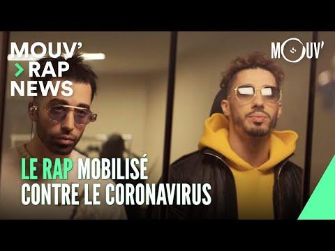 Le rap contre le coronavirus