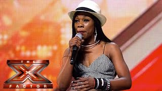 Preview: Bupsi gets nasty… thanks to Simon    Auditions Week 2   The X Factor UK 2015