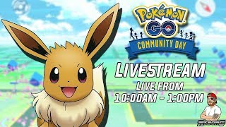 Pokémon GO Community Day Livestream