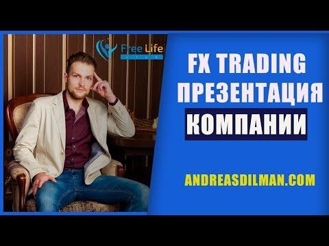 FX Trading Corp Presentation Marketing \ Фх трейдинг презентация