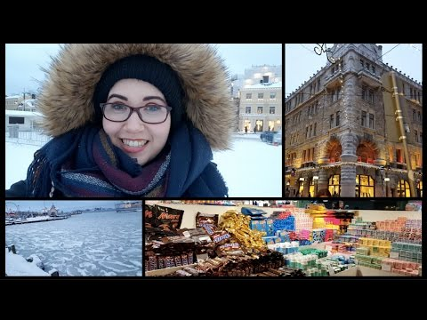 Vlog: Welcome to Helsinki
