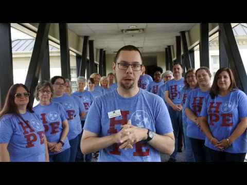 TTCU Supports HOPE Tshirt With American Cancer Society
