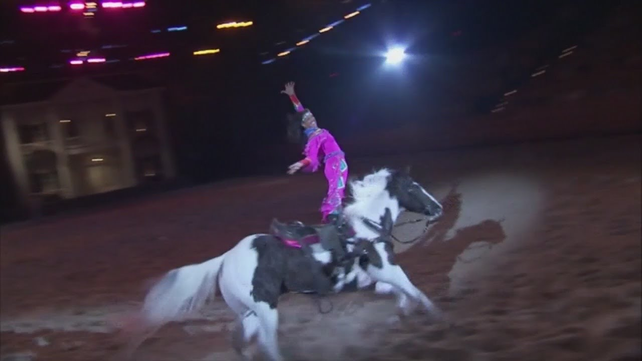 Dixie Stampede Name Change Sparks Reaction From Fans Youtube