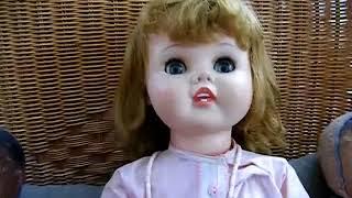 HAUNTED Doll EYES ?