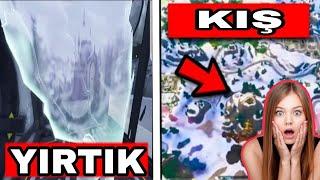 Fortnite Kış Haritası Analiz (Yeni Harita)- Fortnite Battle Royale ps4 türkçe