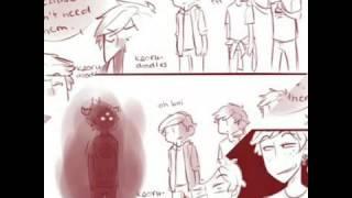 Comic ♡ Billdip & Tomco