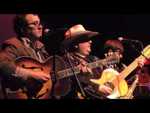 Flaco Jimenez with The Revelers + Los Texmaniacs - He'll Have to Go