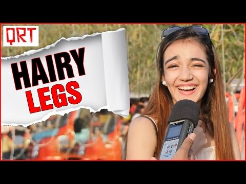 Thumbnail: Why do GIRLS Love Boys with Clean Shaven Legs? | Delhi Girls Open Talk | Quick Reaction Team