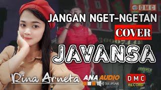 Jangan Nget Ngetan  Cover - Rina Arneta - Javansa Live Plumpungan