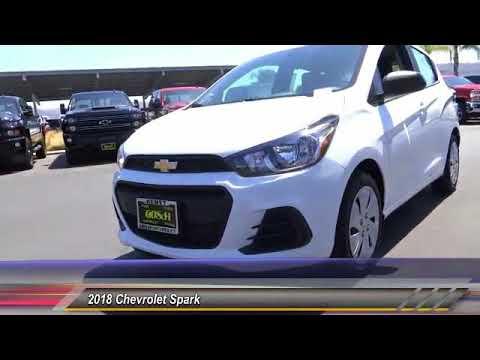 2018 Chevrolet Spark HEMET BEAUMONT MENIFEE PERRIS LAKE ELSINORE MURRIETA C18915