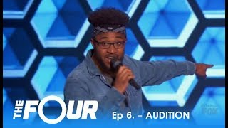 JeRonelle McGhee: Battle-Ready Challenger Comes For a SEAT!  | S2E6 | The Four