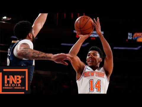 New York Knicks vs New Orleans Pelicans Full Game Highlights | 11.23.2018, NBA Season