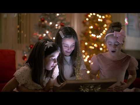 Μαγικά Χριστούγεννα στο Grecotel Pallas Athena