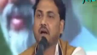 Punjabi Devotional Song By Maghar Ali From Patiala, Punjab | 69th Annual Nirankari Sant Samagam