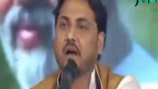 Punjabi Devotional Song By Maghar Ali From Patiala, Punjab | 69th Annual Nirankari Sant Samagam
