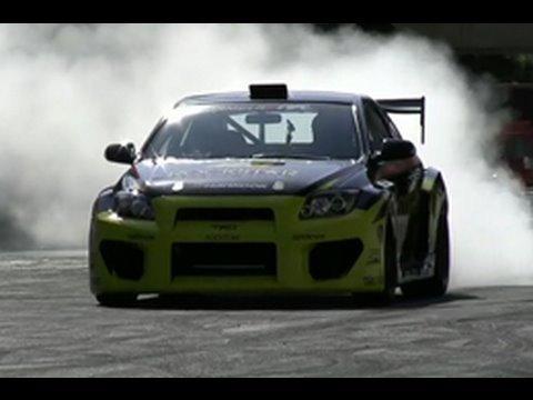 Tanner Foust S Scion Tc Drift Car In Detail Formula Drift