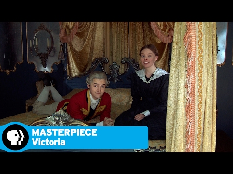 VICTORIA on MASTERPIECE | Behind-the-Scenes Set Tour | PBS
