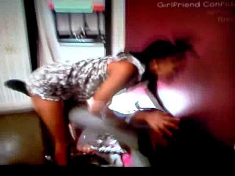 Long Beach girl socks out ATL girl!