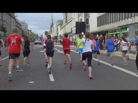 Active Aberdeen Partnership - Sport Aberdeen - Promotional Video