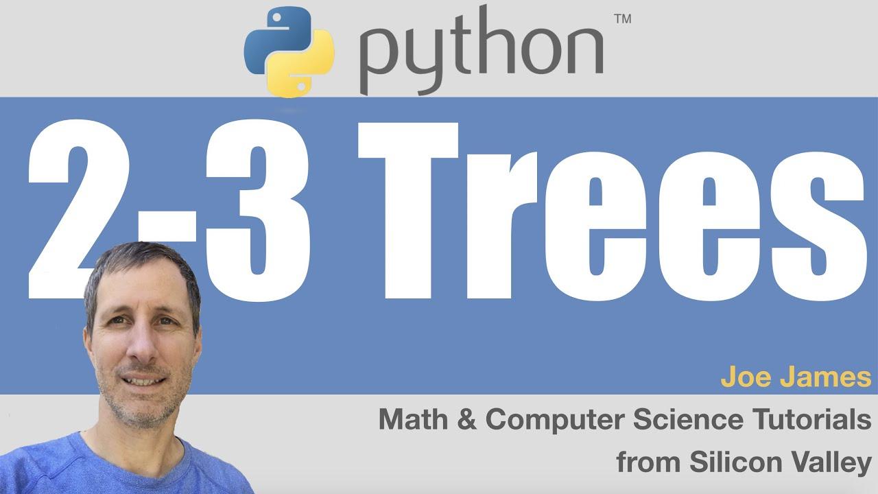 Python: 2-3 Trees