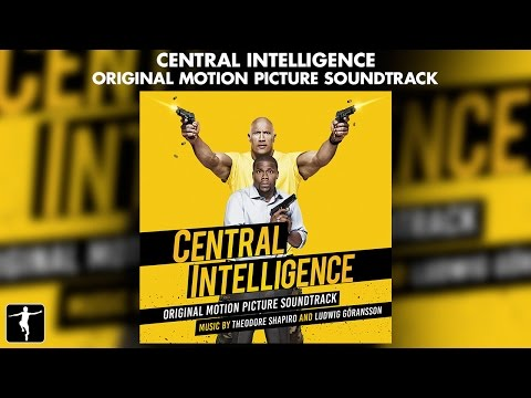 Central Intelligence - Theodore Shapiro & Ludwig Goransson - Soundtrack Preview (Official Video)